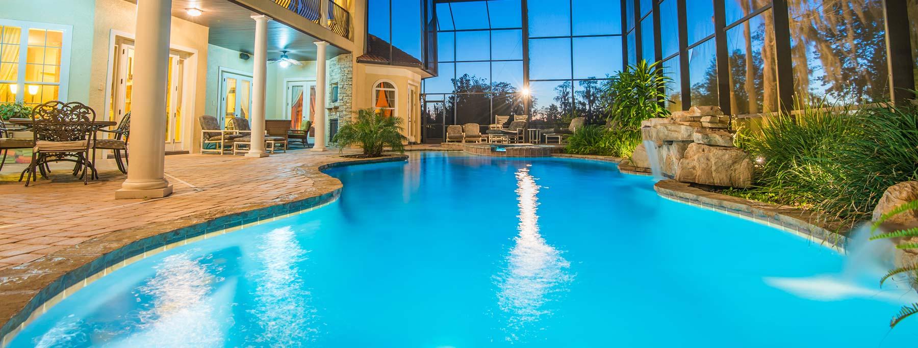 Gulf Coast Villas With Games Room