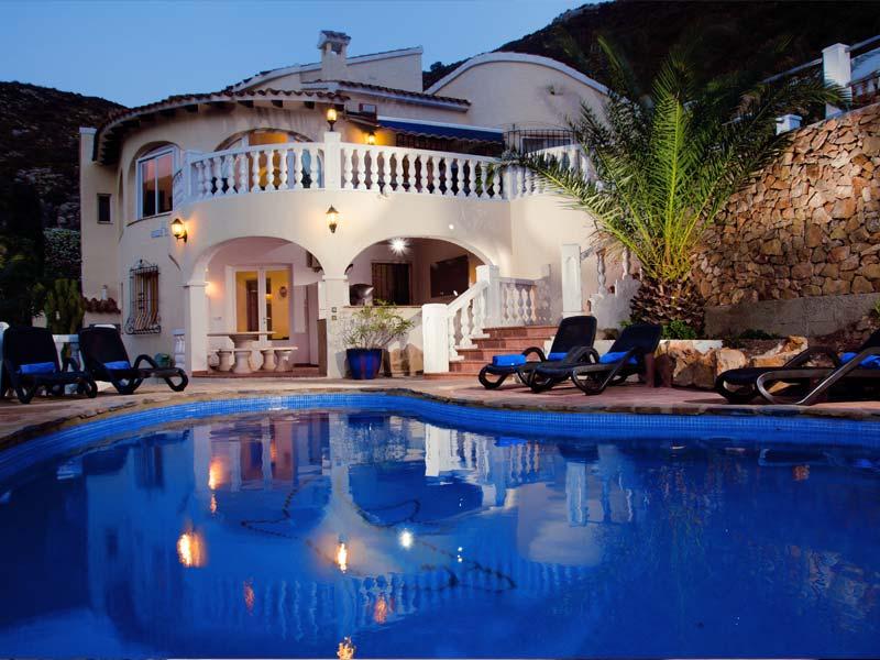 Villa Fleur, Costa Blanca, Spain